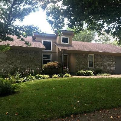 Lexington Single Family Home For Sale: 1917 Cottonwood Drive