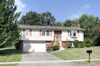 Single Family Home For Sale: 3029 Dale Hollow Drive