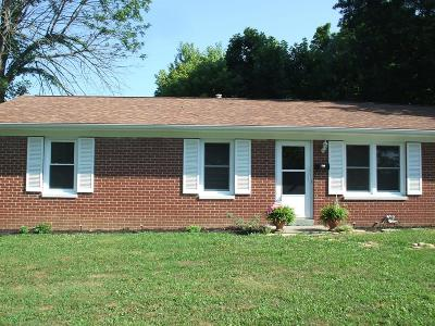 Lawrenceburg Single Family Home For Sale: 104 Maple Court