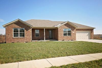 Madison County Single Family Home For Sale: 621 Northfork Dr