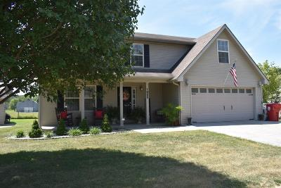 Single Family Home For Sale: 1055 Pauley Court