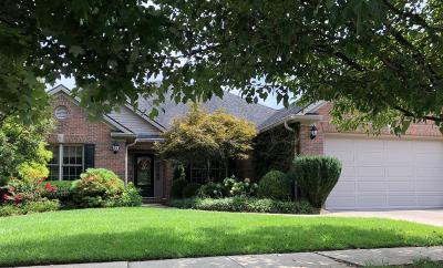 Lexington Single Family Home For Sale: 960 Hammock Oak Lane