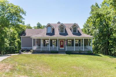 Georgetown Single Family Home For Sale: 107 Golden Eye Court