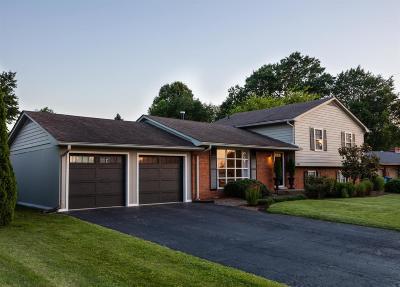 Lexington Single Family Home For Sale: 758 Cindy Blair Way