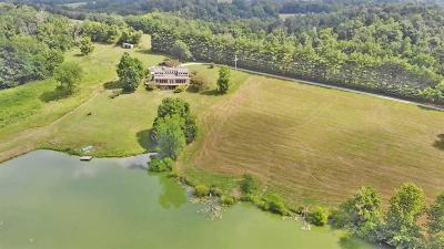 Single Family Home For Sale: 5957 Hickory Ridge Road