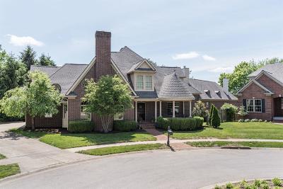 Lexington Single Family Home For Sale: 744 Garden Grove Walk