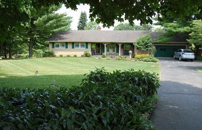 Paris Single Family Home For Sale: 1073 Escondida Road
