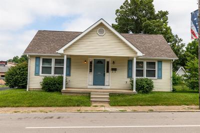 Versailles Single Family Home For Sale: 221 Lexington Street