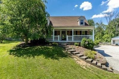 Burlington Single Family Home For Sale: 6403 E Bend