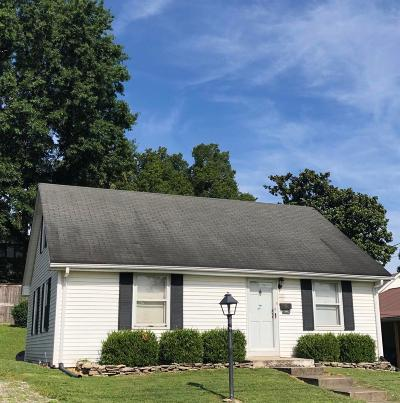 Danville Single Family Home For Sale: 137 Louise Street