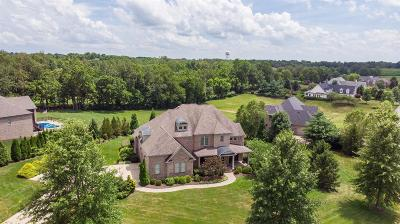 Nicholasville Single Family Home For Sale: 223 Golf Club Drive