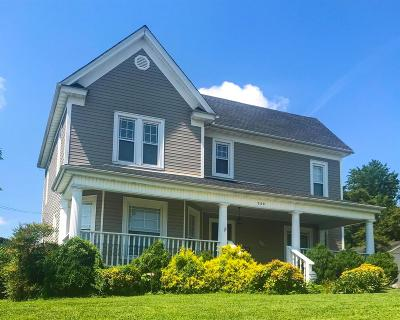 Somerset Single Family Home For Sale: 508 W Columbia Street