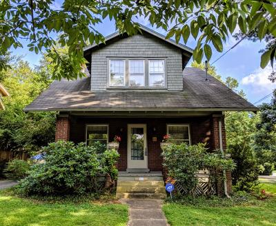 Lexington Single Family Home For Sale: 244 McDowell Road