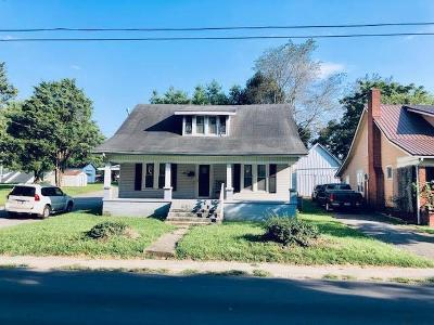 Somerset Single Family Home For Sale: 622 Bourne Avenue