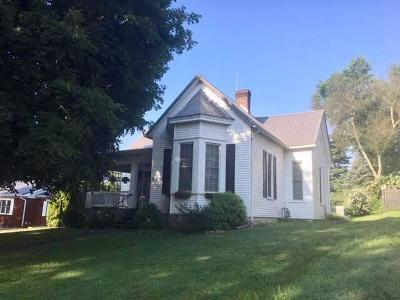 Somerset Single Family Home For Sale: 518 N Main Street