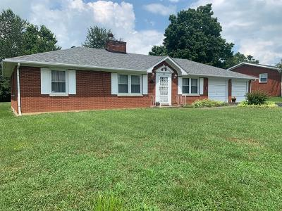 Harrodsburg Single Family Home For Sale: 925 Riverside