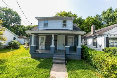 Single Family Home For Sale: 436 Lindberg