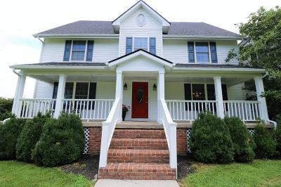 Winchester Single Family Home For Sale: 812 Darby Trace
