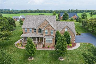 Harrodsburg Single Family Home For Sale: 219 Claire De Lune