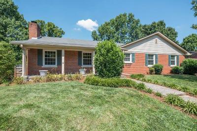 Lexington Single Family Home For Sale: 3297 Bellefonte Drive