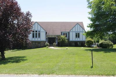 Lawrenceburg Single Family Home For Sale: 1229 Fairway