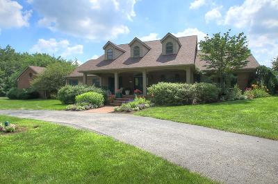 Lexington Single Family Home For Sale: 1960 Deer Haven Lane