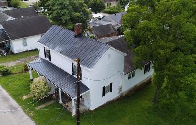 Paris Multi Family Home For Sale: 807 Horton Dr.