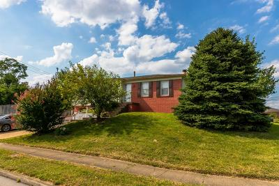 Single Family Home For Sale: 3797 Belleau Wood Drive