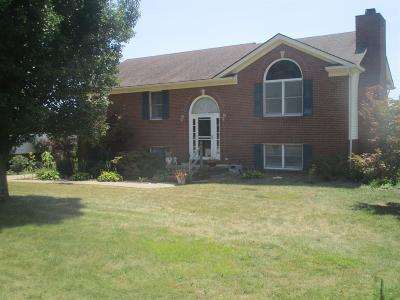 Lawrenceburg Single Family Home For Sale: 1128 Indian Trail