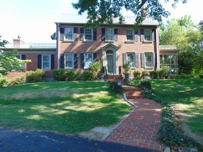 Harrodsburg Single Family Home For Sale: 823 Mooreland Avenue