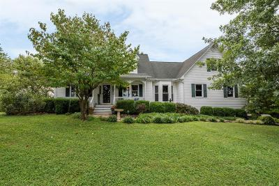 Stamping Ground Single Family Home For Sale: 1760 Woodlake Road