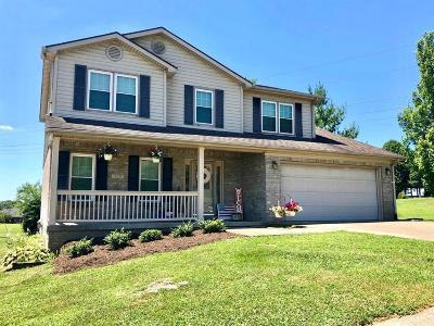Richmond Single Family Home For Sale: 629 Shetland Drive