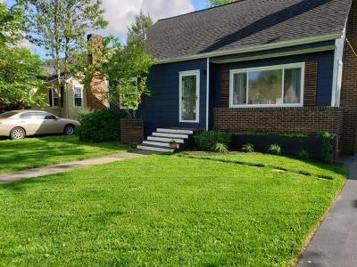 Single Family Home For Sale: 646 Longview Drive