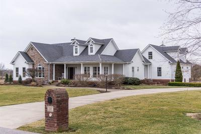 Nicholasville Single Family Home For Sale: 118 Middle Creek Drive