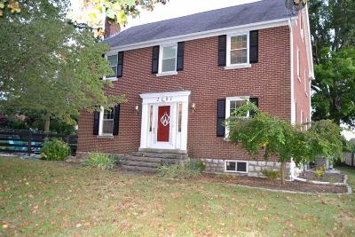 Lexington Single Family Home For Sale: 2101 Watkins Court