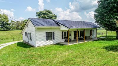 Paris Single Family Home For Sale: 930 Russell Cave Road