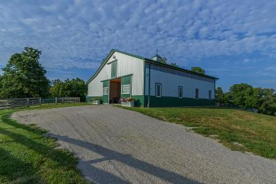 Anderson County, Fayette County, Franklin County, Henry County, Scott County, Shelby County, Woodford County Farm For Sale: 1330 Lebanon Road