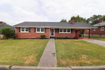 Richmond Single Family Home For Sale: 407 Wallace Court