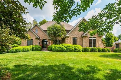 Nicholasville Single Family Home For Sale: 414 W Brannon Road