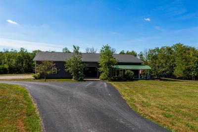 Harrodsburg Single Family Home For Sale: 445 Bud James Lane