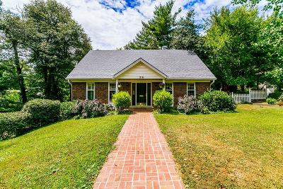 Single Family Home For Sale: 319 Forest Street