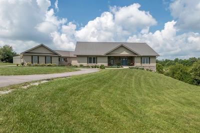 Scott County Single Family Home For Sale: 1388 Stamping Ground Road