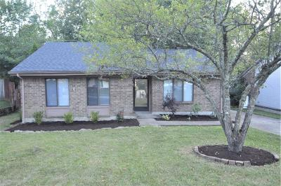 Lexington Single Family Home For Sale: 3465 Featheridge Drive