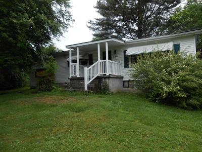 Corbin KY Single Family Home For Sale: $105,000