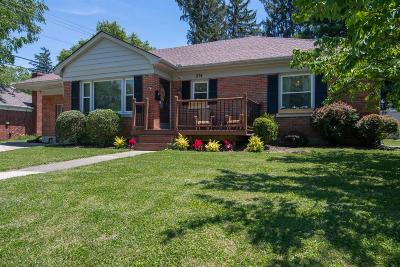 Single Family Home For Sale: 274 Lafayette Parkway