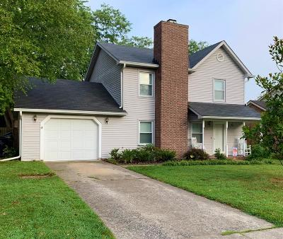 Single Family Home For Sale: 3281 Hunting Hills Drive