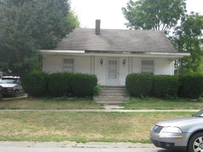 Nicholasville Single Family Home For Sale: 503 Miles Road