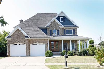 Single Family Home For Sale: 236 Somersly Place