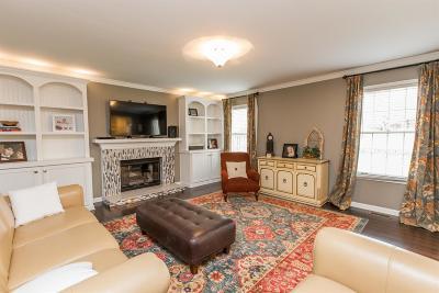 Single Family Home For Sale: 4149 Bridgemont Lane