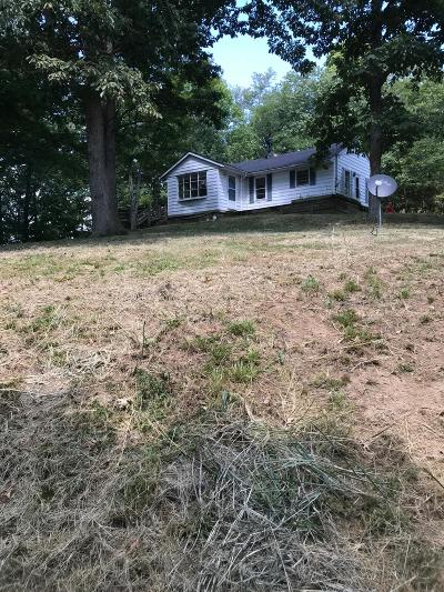 Frankfort Single Family Home For Sale: 218 Miller Lane